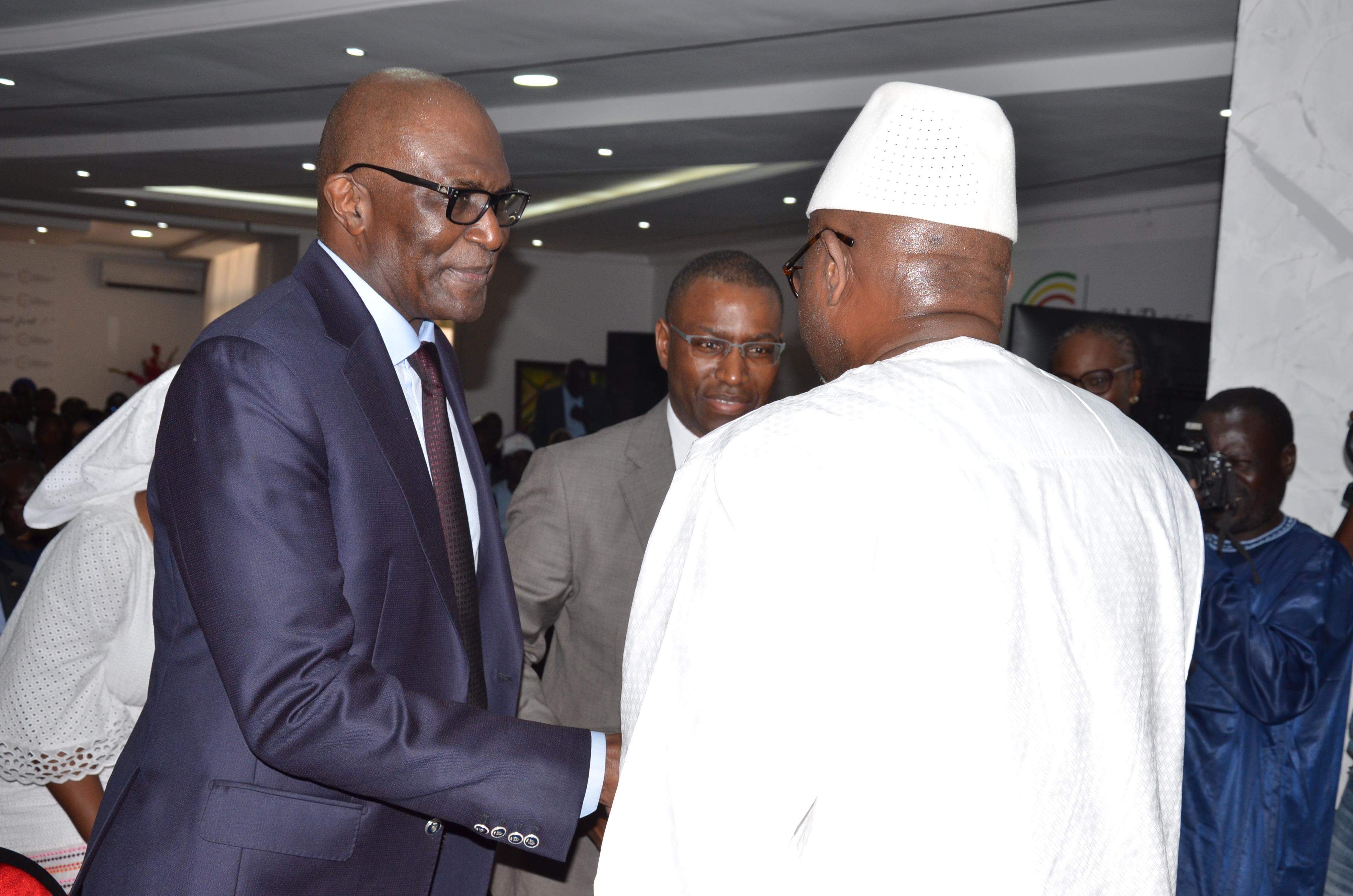 Thursday of the Senegal Investors Club 02/01/2020
