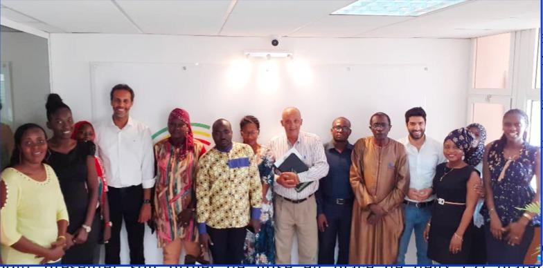 Visite de OCP sénégal et ASPRODEB au Club des Investisseurs du Sénégal