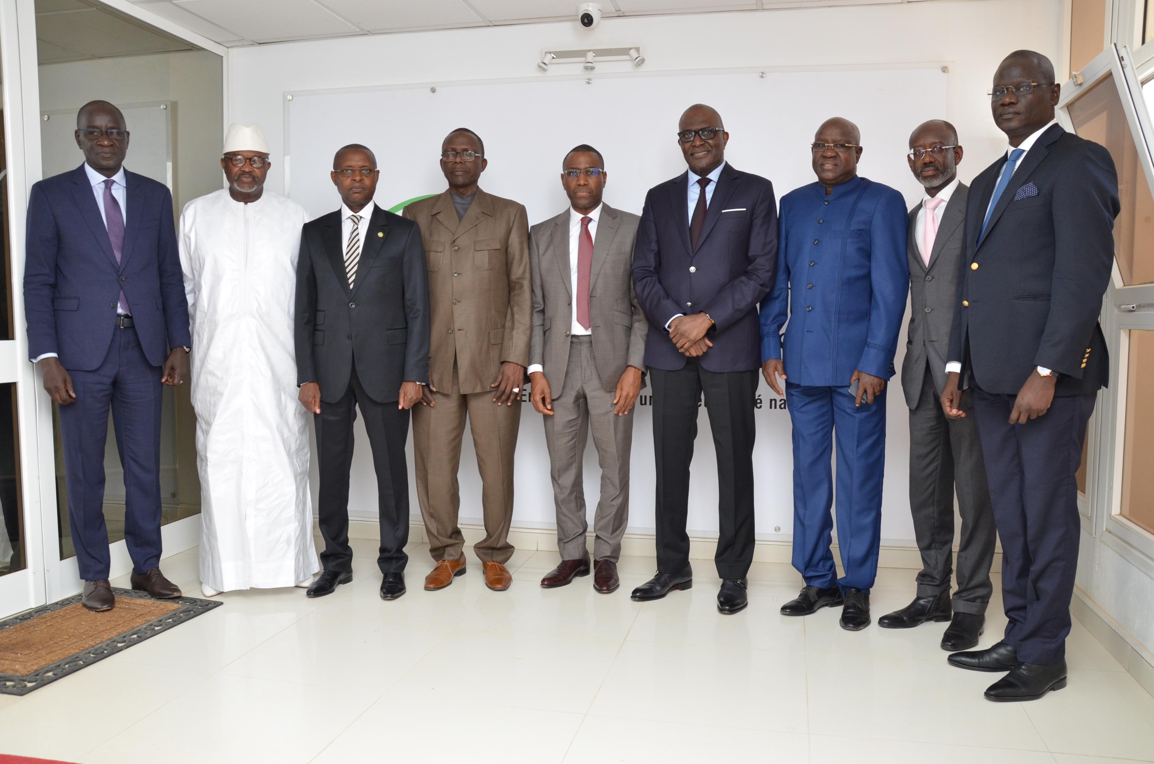 Jeudi du Club des Investisseurs du Sénégal 28/12/2019