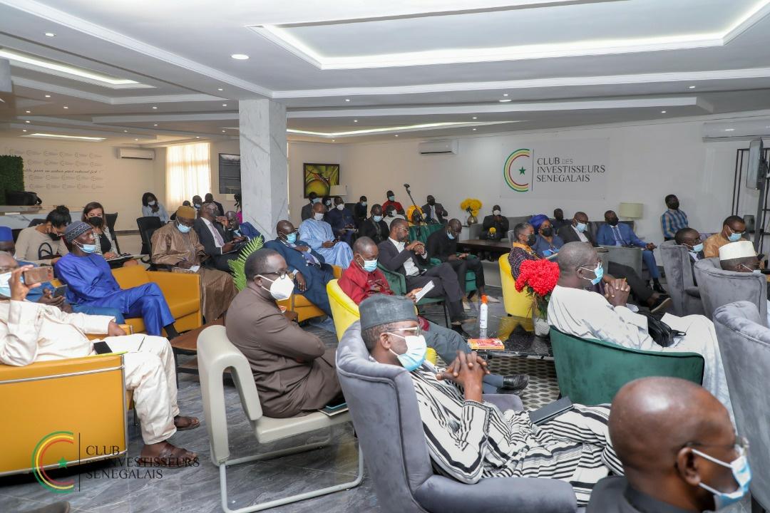 L'industrialisation comme vecteur du développement et de l'emploi au Sénégal 06/05/2021